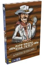 Matagot Dice Town Fistfull of Cards