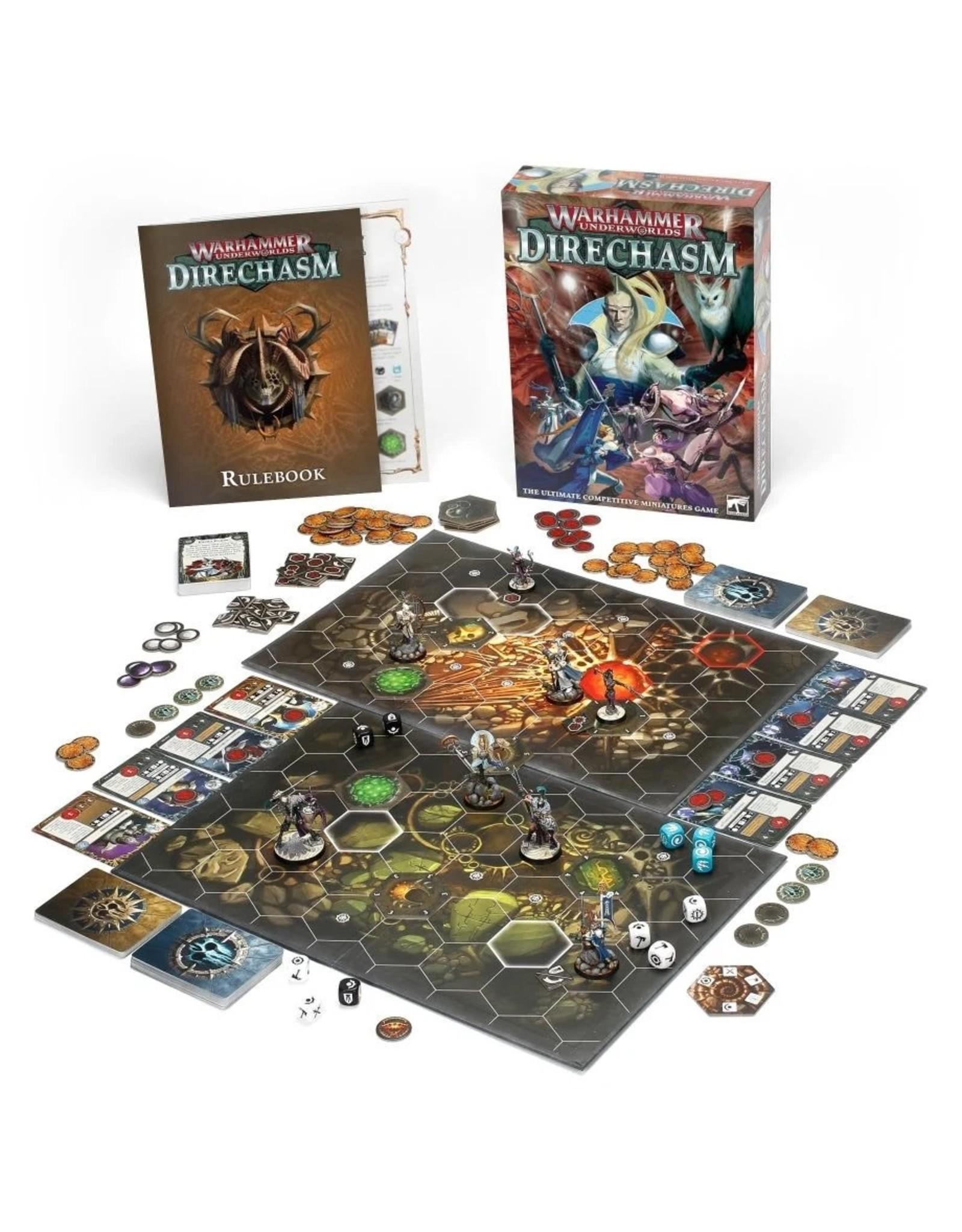 Games Workshop Warhammer Underworlds: Direchasm