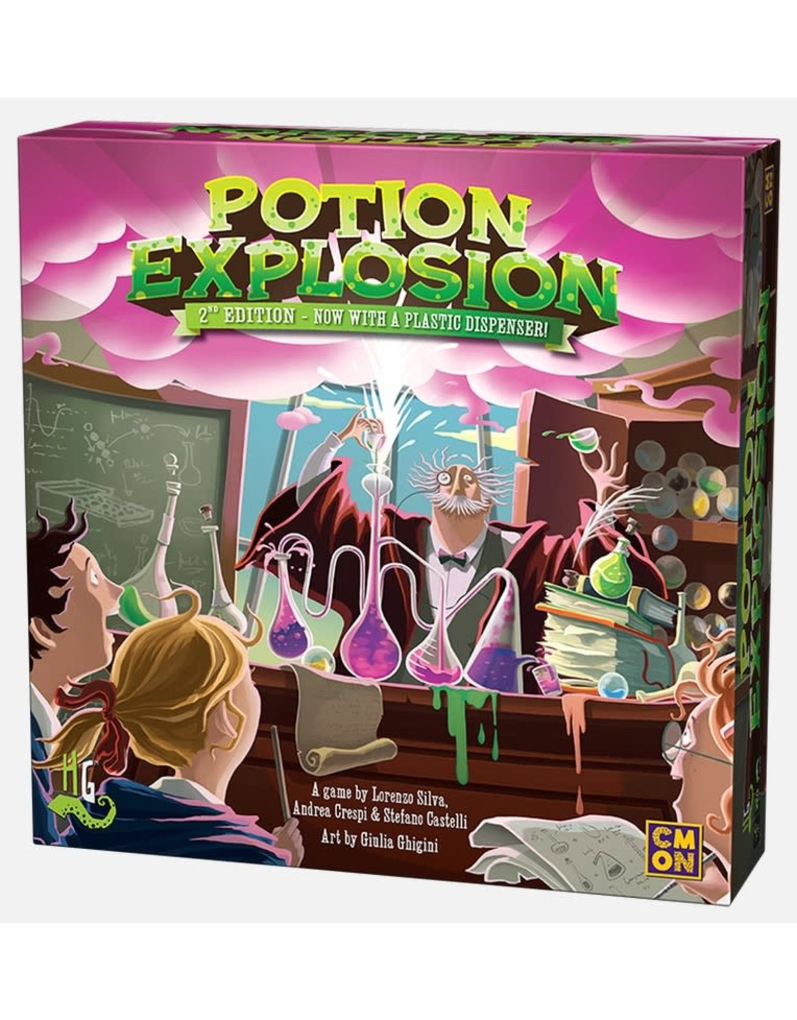 CMON Potion Explosion 2ed