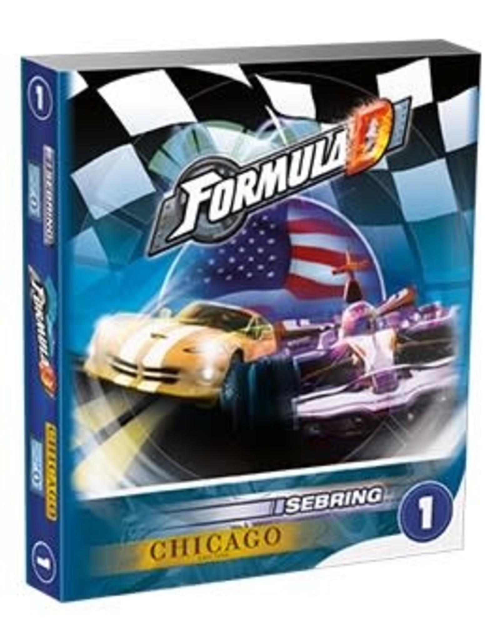Zygomatic Formula D: #1 Chicago/Sebring