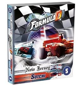 Zygomatic Formula D: #5 New Jersey/Sochi
