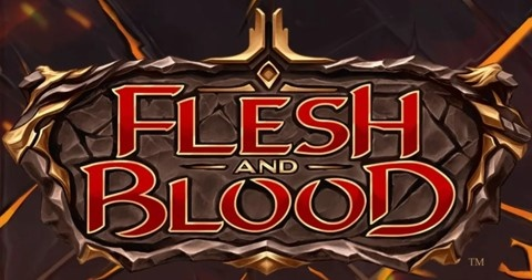 Flesh and Blood is starting to hit the US market!
