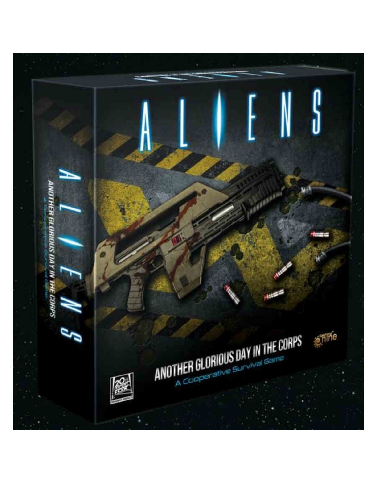 GaleForce nine Aliens: Another Glorious Day in the Corps