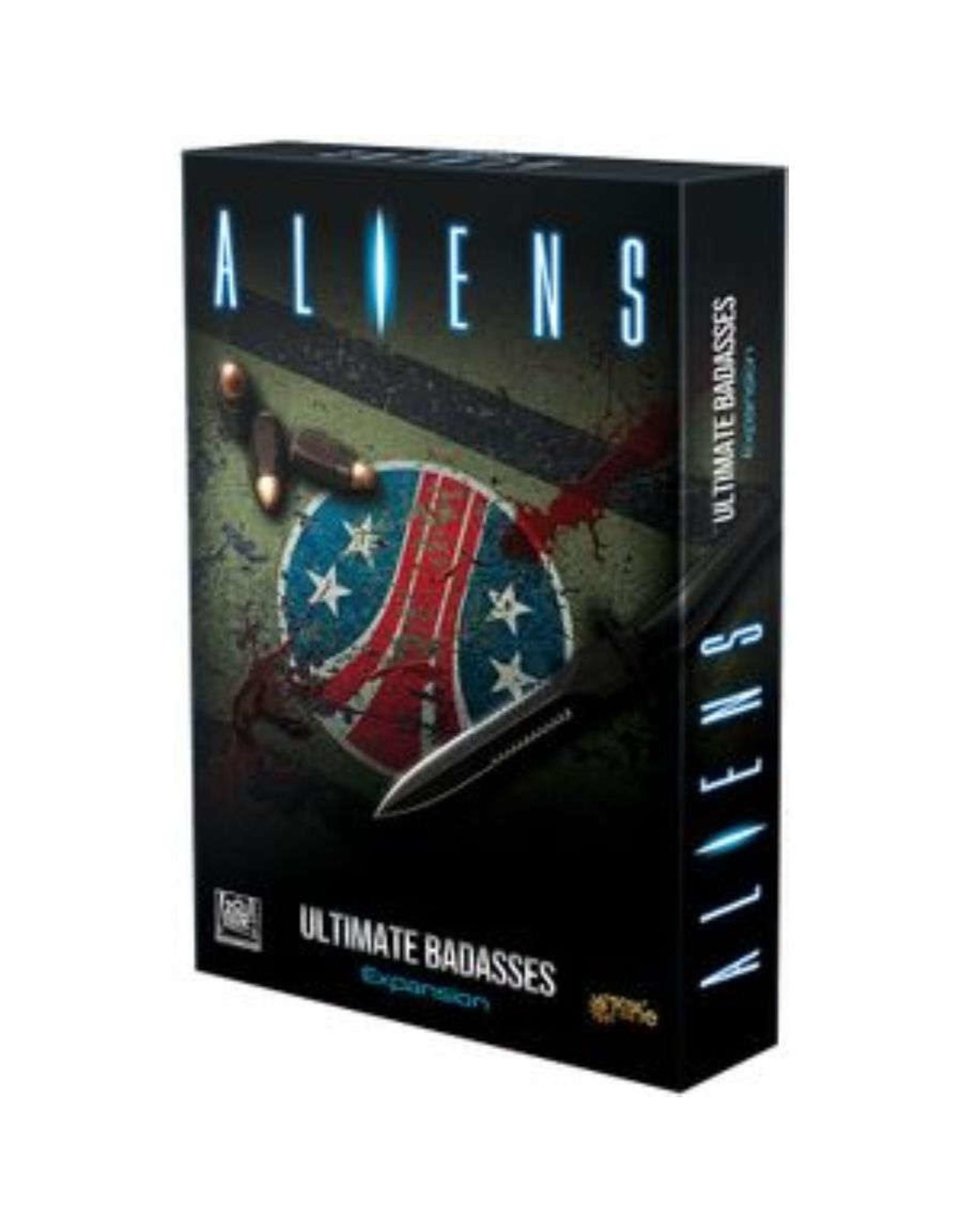 GaleForce nine Aliens: Ultimate Badasses