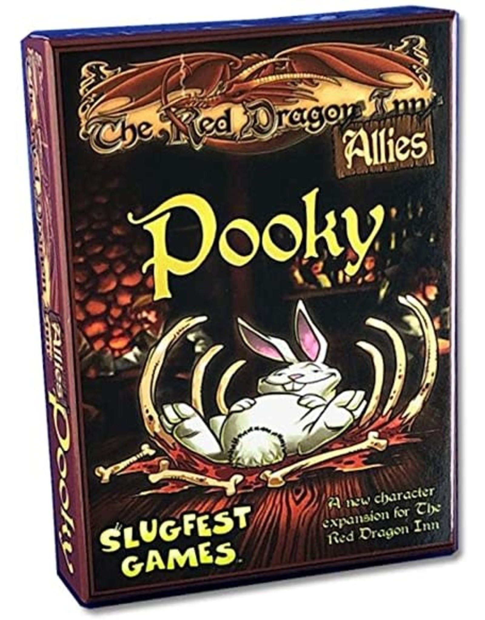 Slugfest Games Red Dragon Inn Allies Pooky