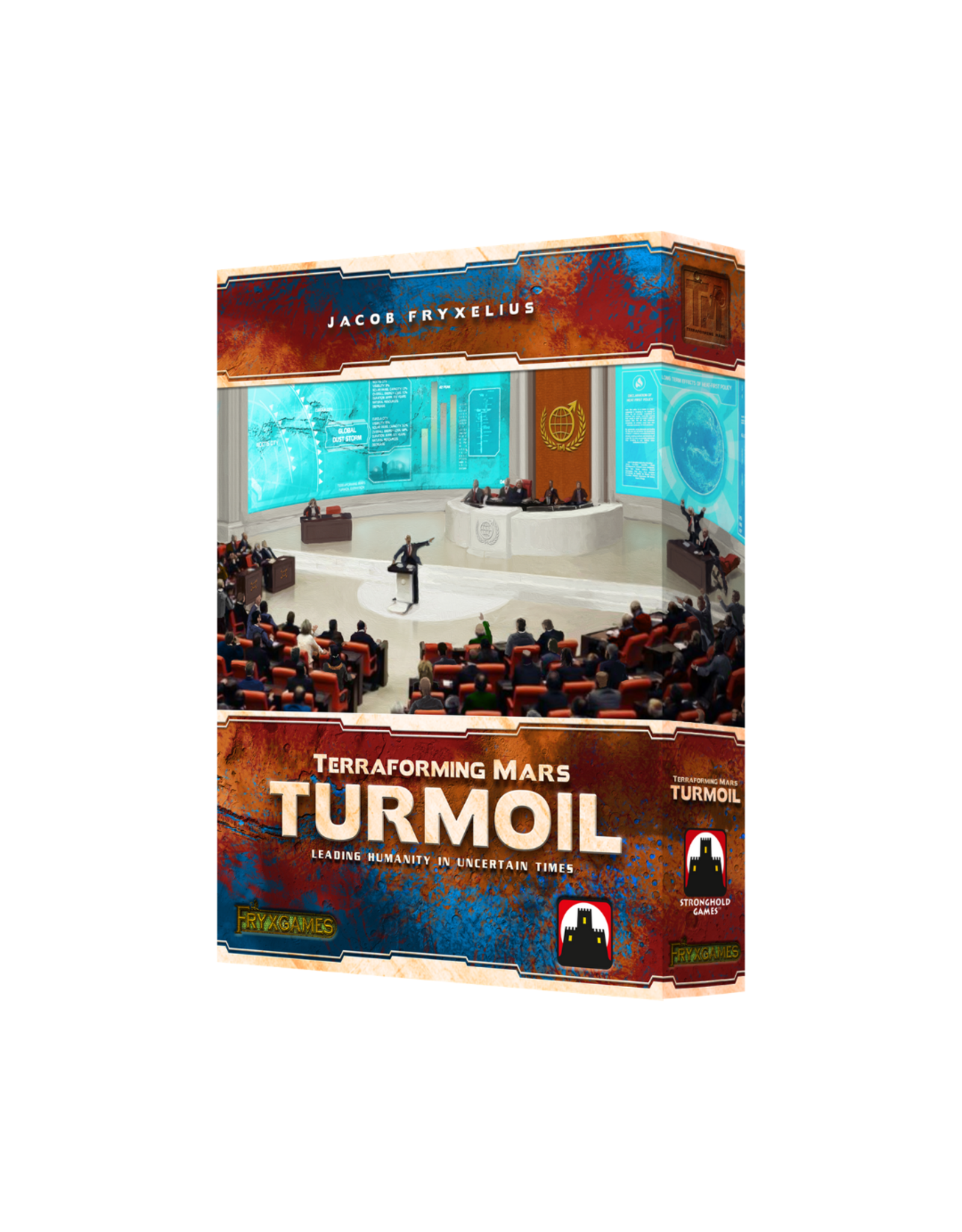 Stronghold Games Terraforming Mars - Turmoil