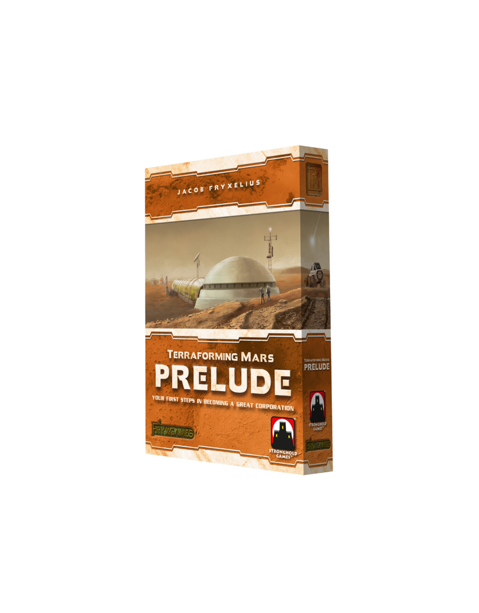 Stronghold Games Terraforming Mars - Prelude