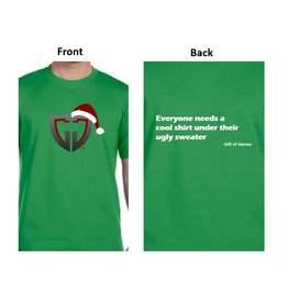 Gift of Games Holiday - Under the Ugly Sweater Shirt