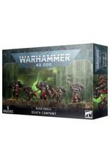 Warhammer 40K WH40k Blood Angels Death Company