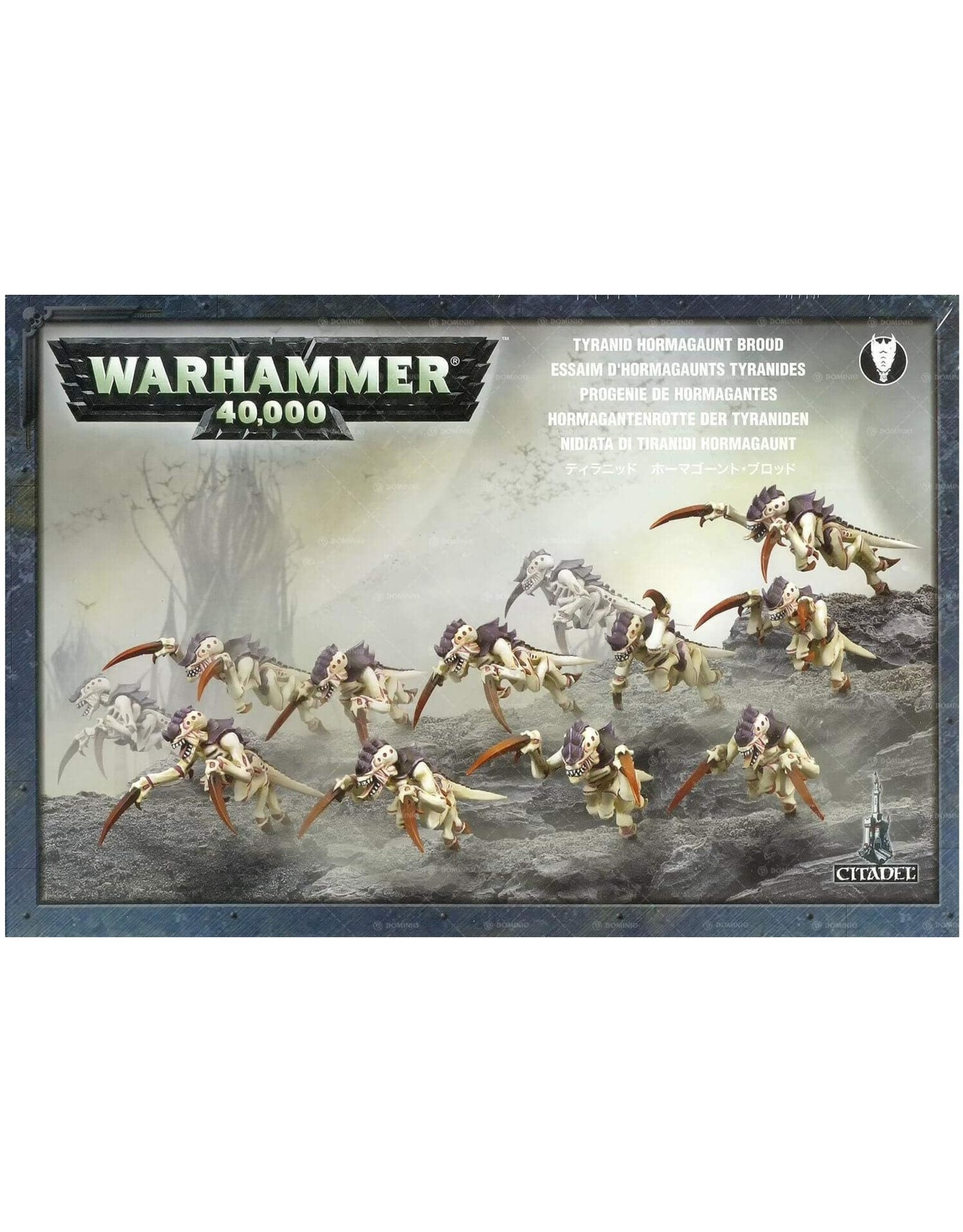 Warhammer 40K WH40k Tyranid Hormagaunt Brood