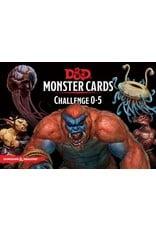 GaleForce nine D&D Monster Cards: Challenge 0-5