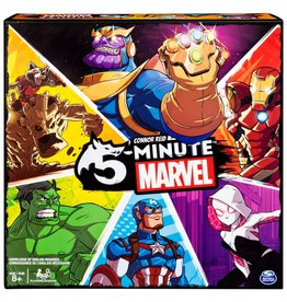 Spin Master 5 Minute Marvel