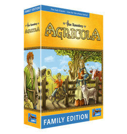 Lookout Games Agricola: Family Edition