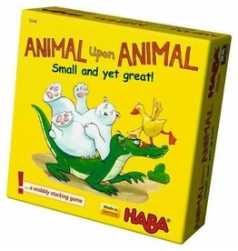 Haba Animal Upon Animal - Small but Great
