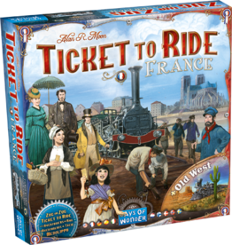 Days of Wonder Ticket to Ride France