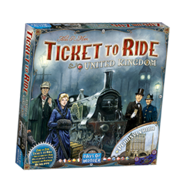 Days of Wonder Ticket to Ride: United Kingdom