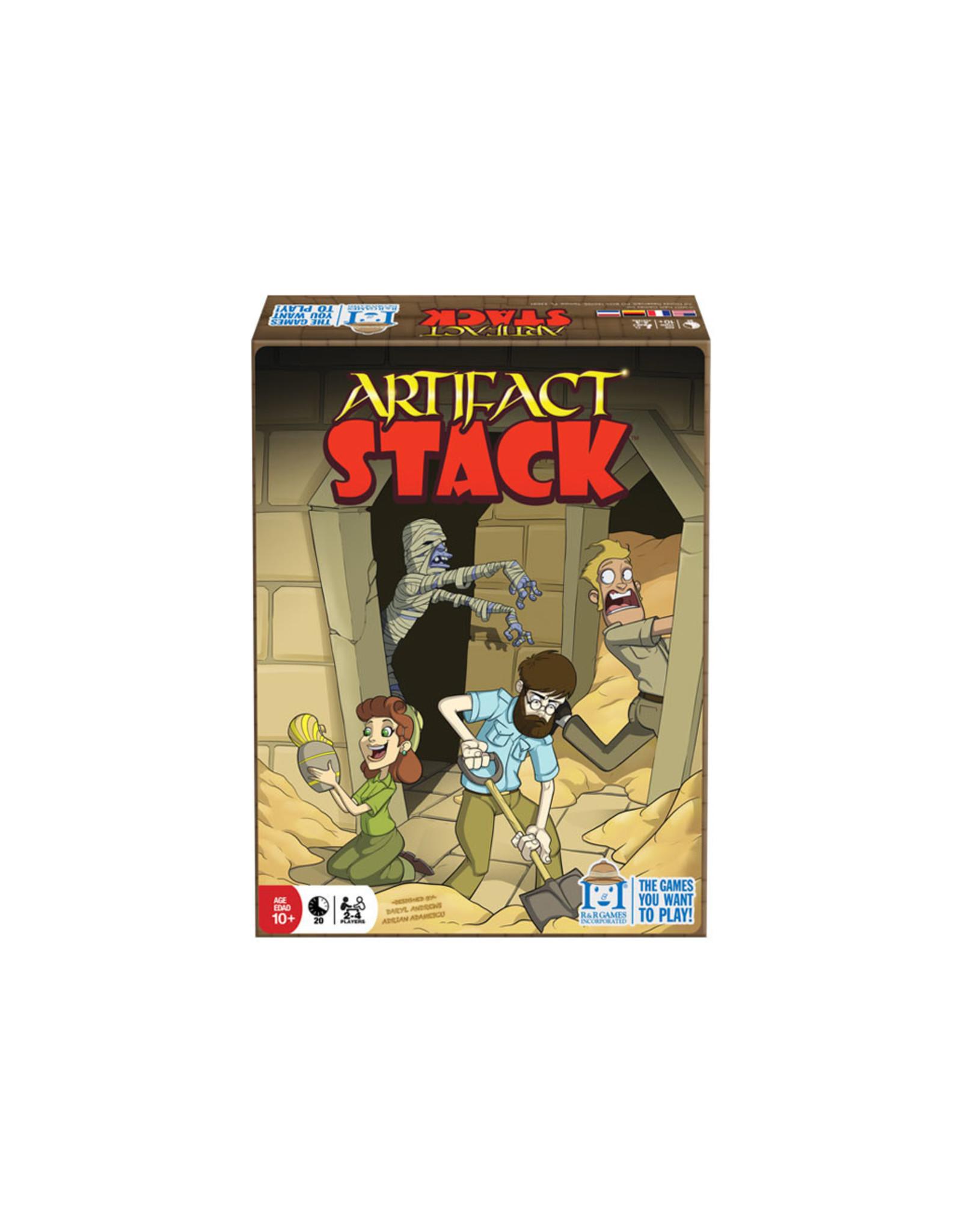 R&R Artifact Stack