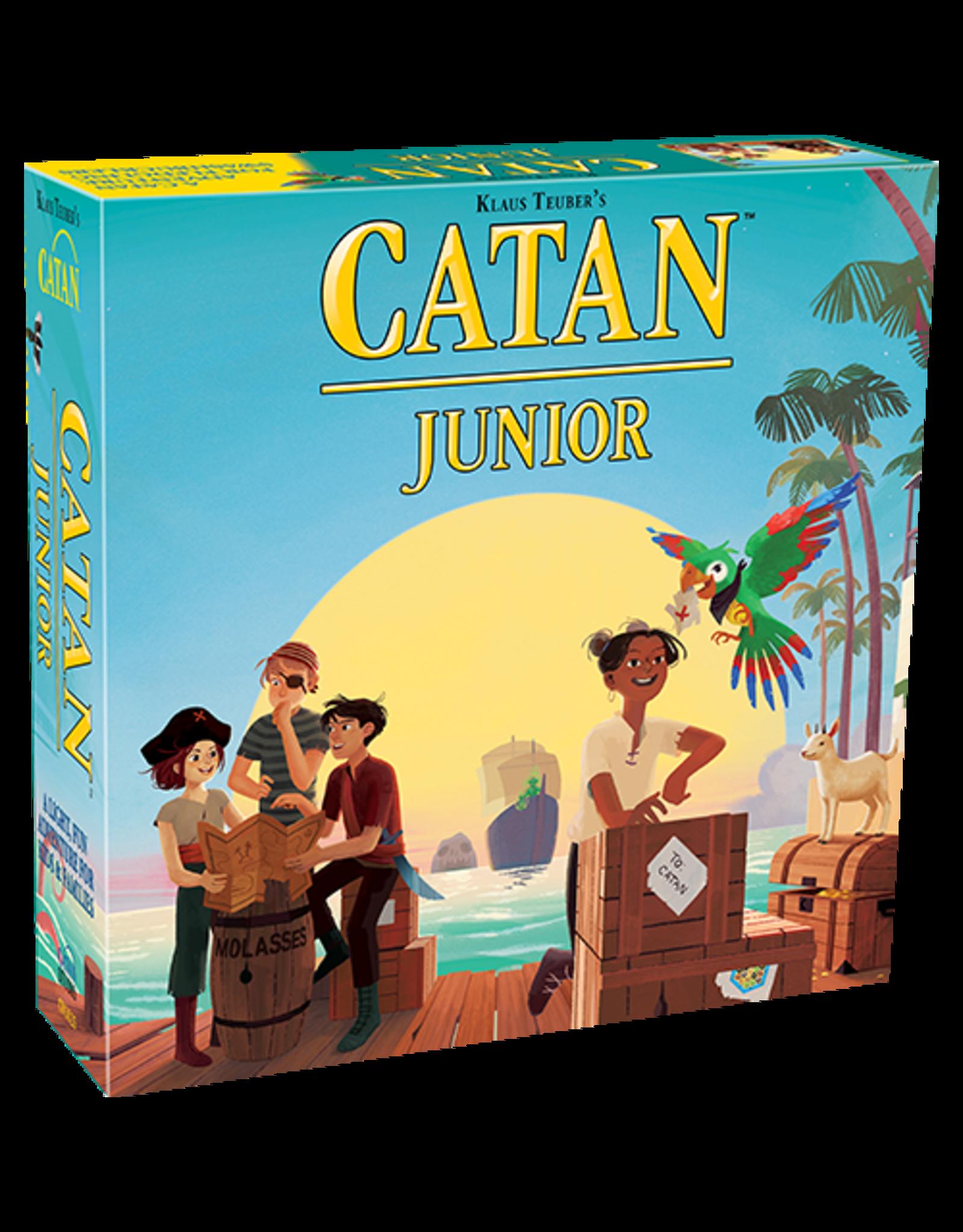 Catan Studio Settlers of Catan: Catan Junior