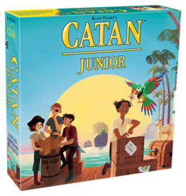Catan Studio Settlers of Catan: Catan Junior
