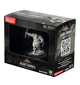WizKids Dungeons & Dragons Nolzur's Marvelous Miniatures: Ogre Zombie Paint Night Kit