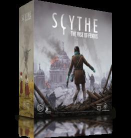 Stonemaier Scythe - The Rise of Fenris