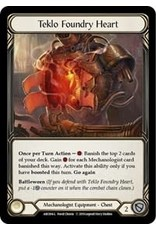 Legend Story Studios Flesh and Blood Single : Teklo Foundry Heart Arcane Rising Unlimited Rainbow Foil