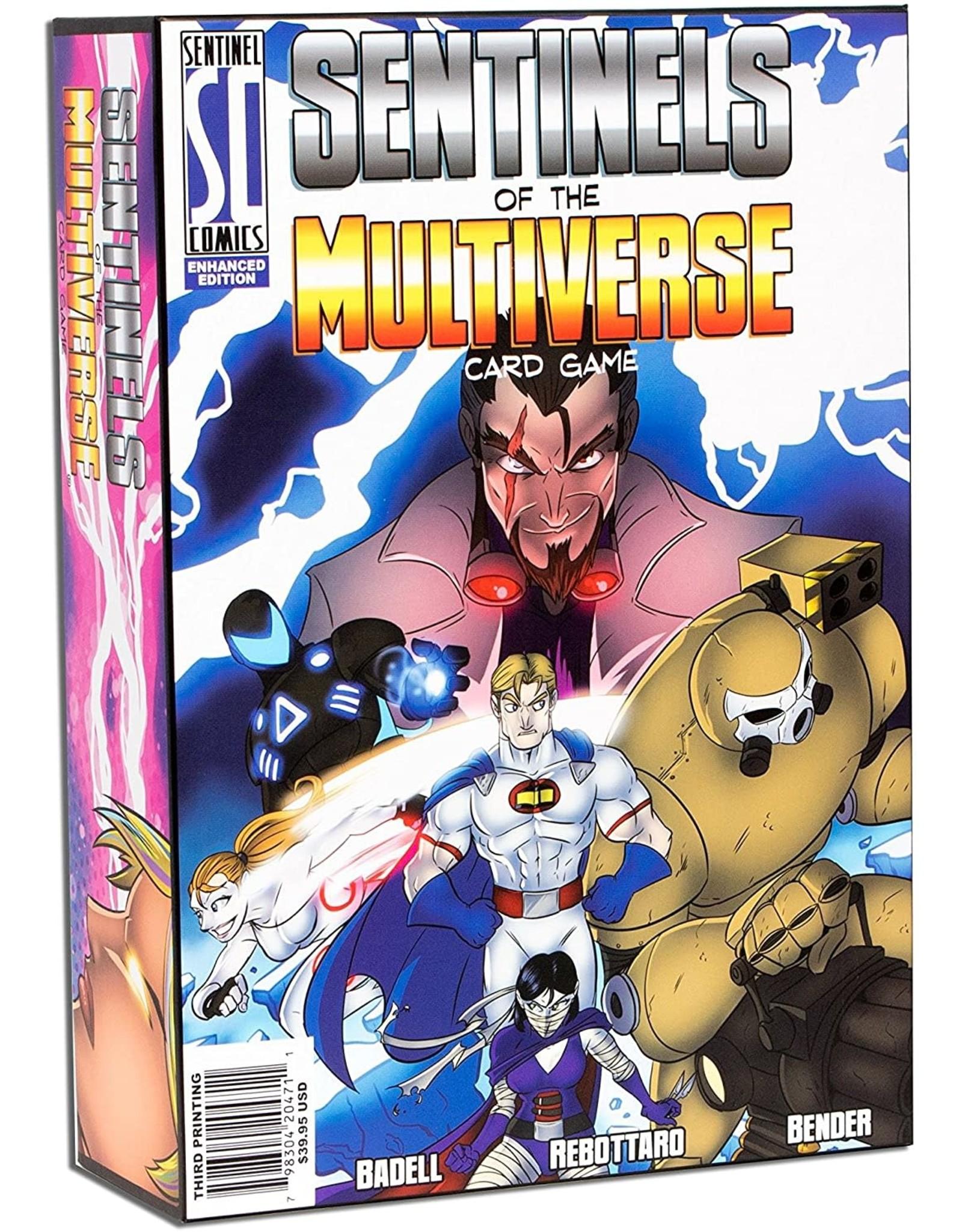 Sentinel Comics Sentinels of the Multiverse