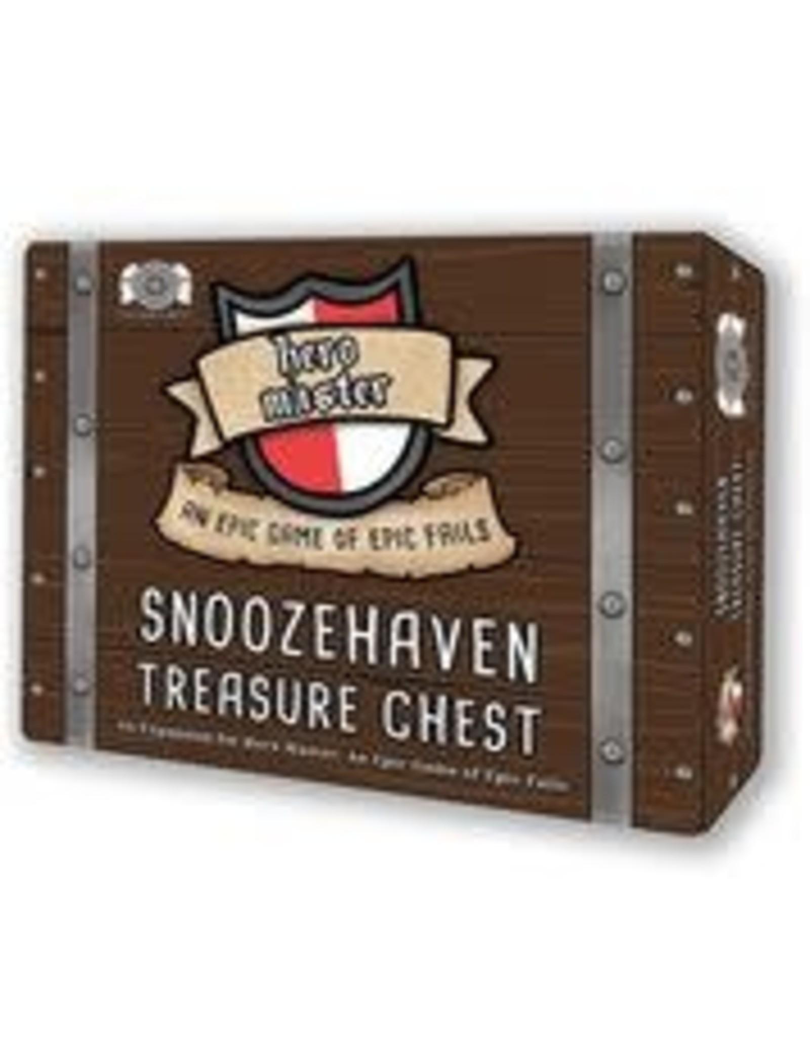 The Noble Artist Hero Master: Snoozehaven Treasure Chest