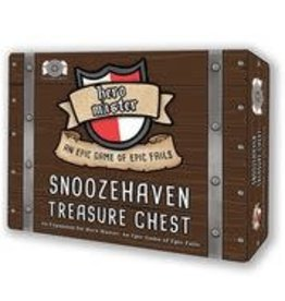 The Noble Artist Hero Master: Snoozehaven Treasure Chest