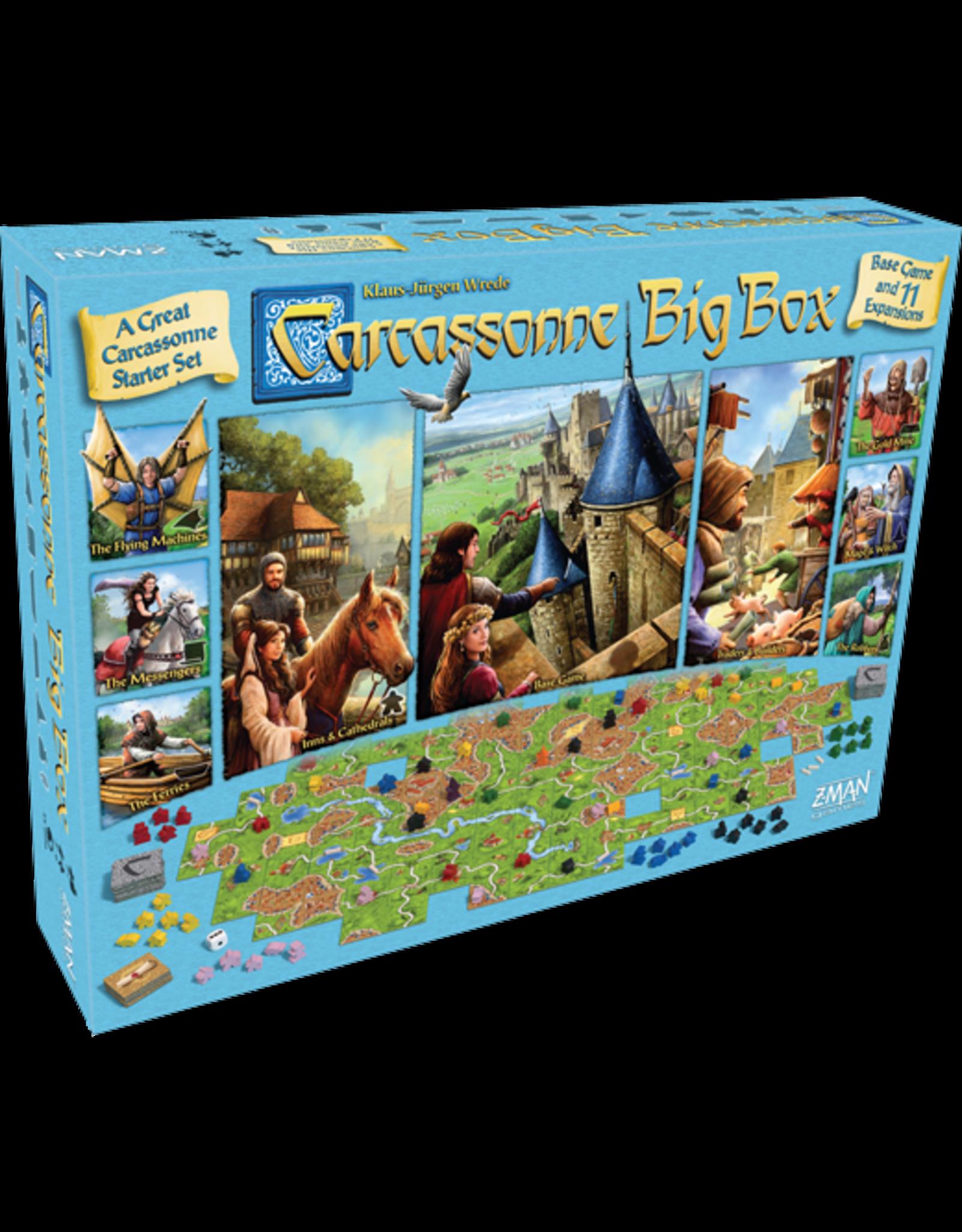 zman games Carcassonne Big Box