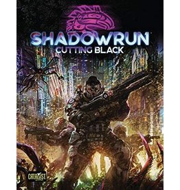 Catalyst Game Labs Shadowrun RPG 6E Cutting Black