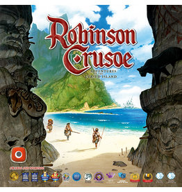 Portal Games Robinson Crusoe: Base (2nd Edition)