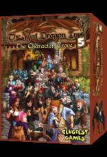 Slugfest Games Red Dragon Inn 5 Character Trove