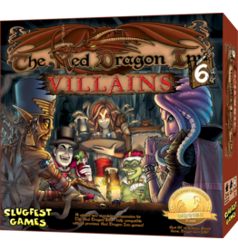 Slugfest Games Red Dragon Inn 6: Villians