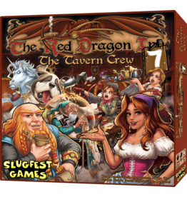 Slugfest Games Red Dragon Inn 7 Tavern Crew