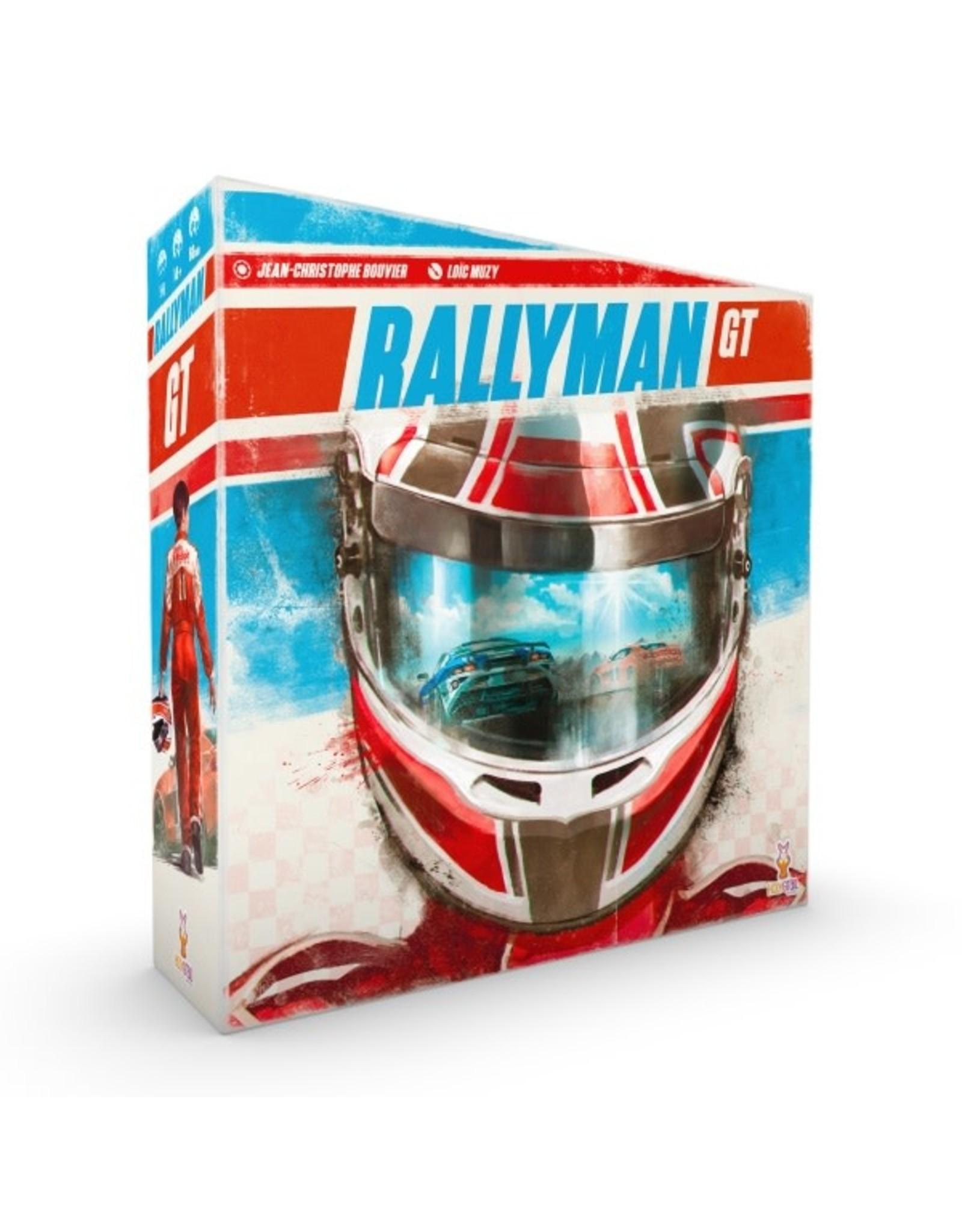 Holy Grail Games Rallyman GT