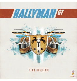 Holy Grail Games Rallyman GT - Team Challenge