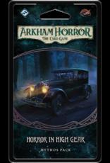 Fantasy Flight Games Arkham Horror LCG Horror in High Gear Mythos Pack