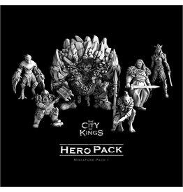 The City of Kings City of Kings - Hero Pack