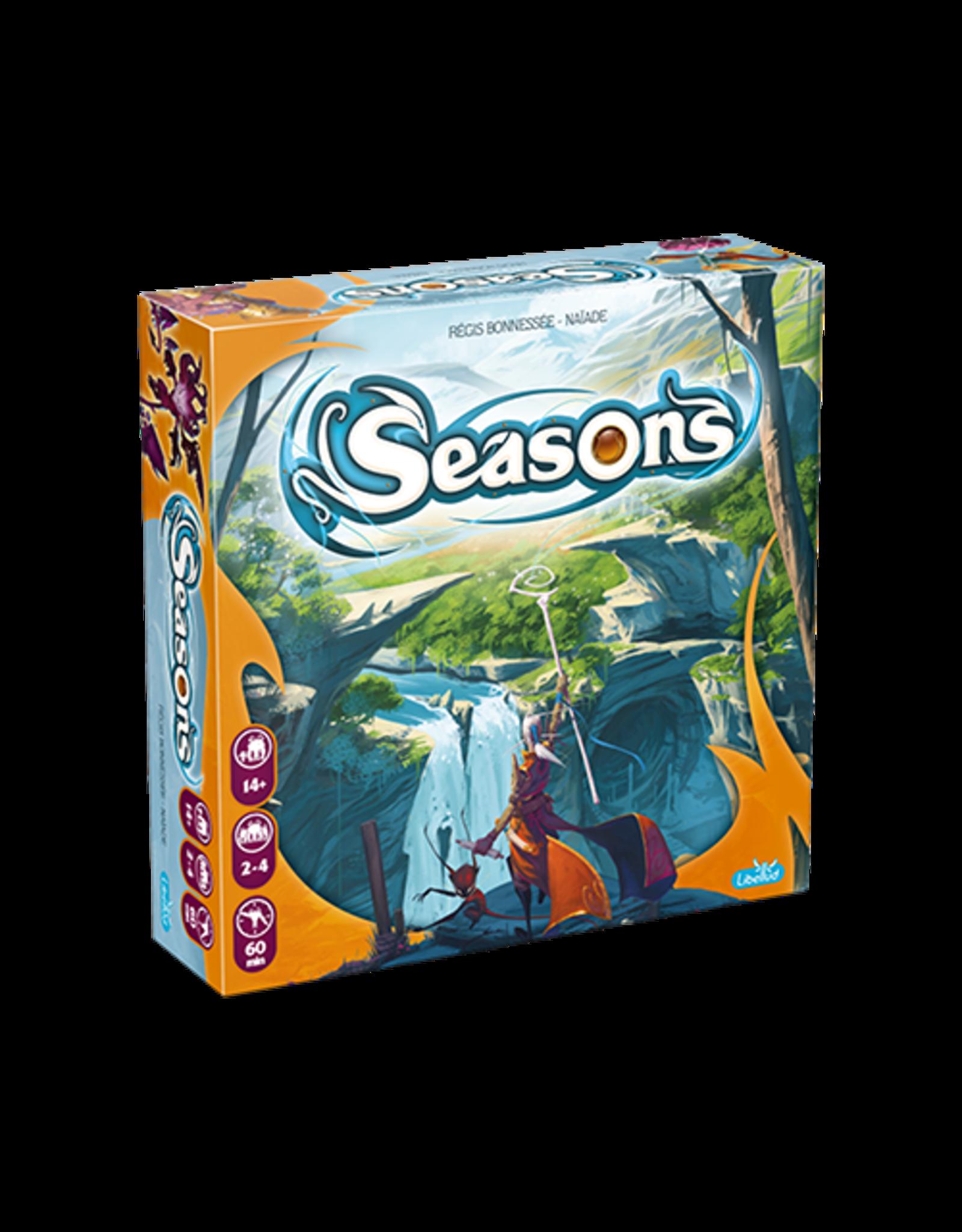 Libellud Seasons