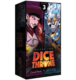 Roxley Dice Throne Season 2 Box 3