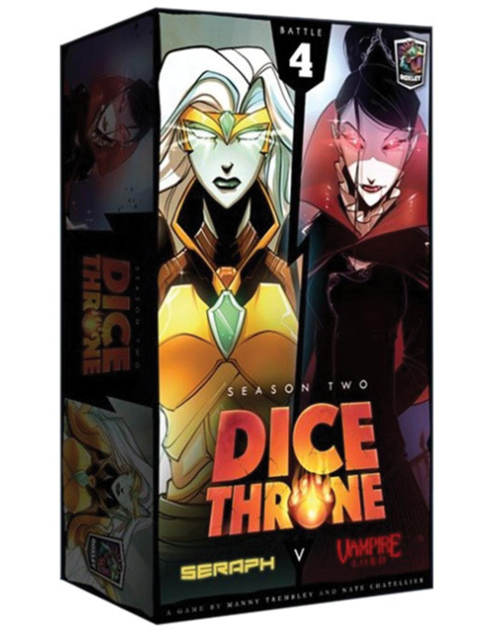Roxley Dice Throne Season 2 Box 4