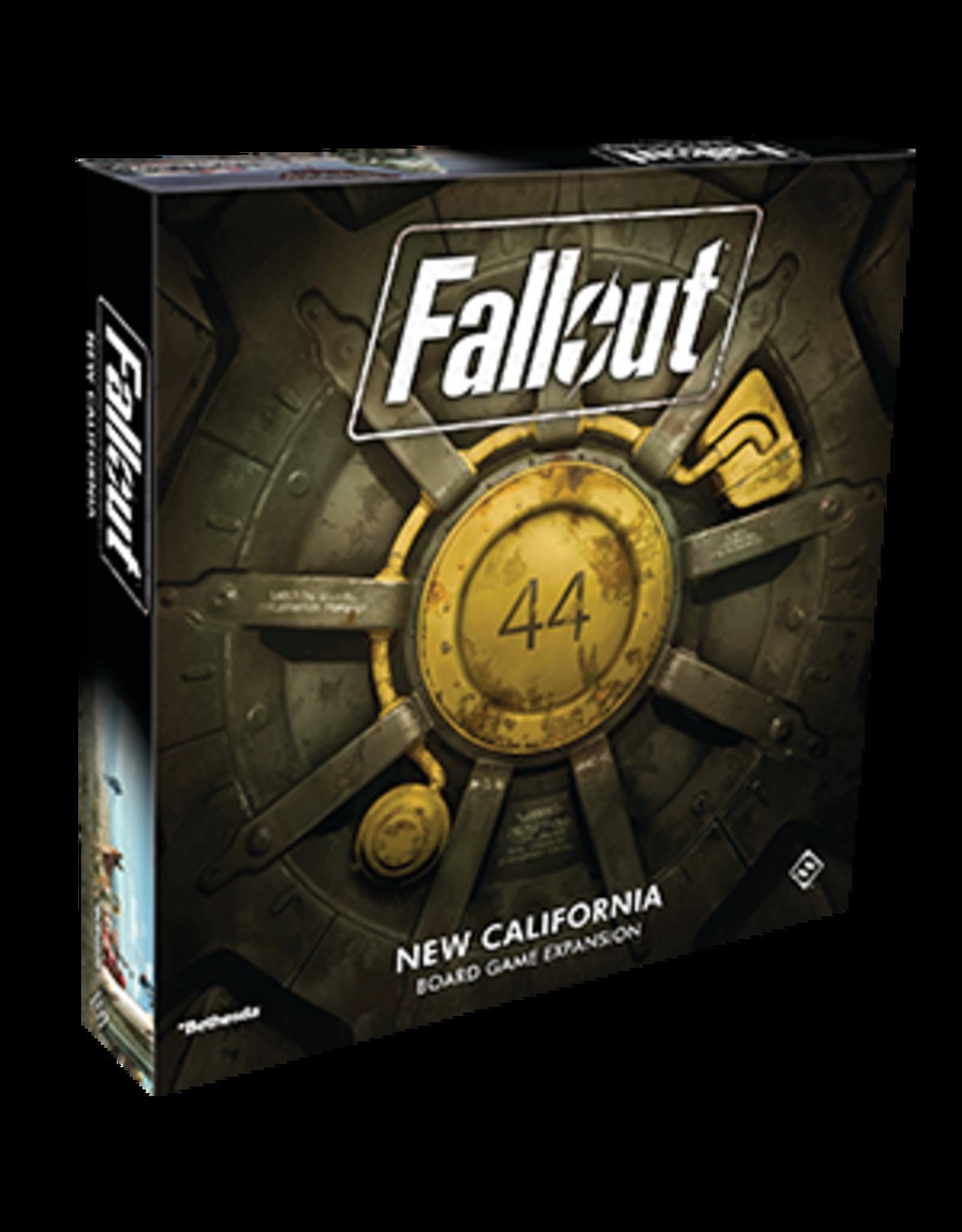 Fantasy Flight Games Fallout: New California