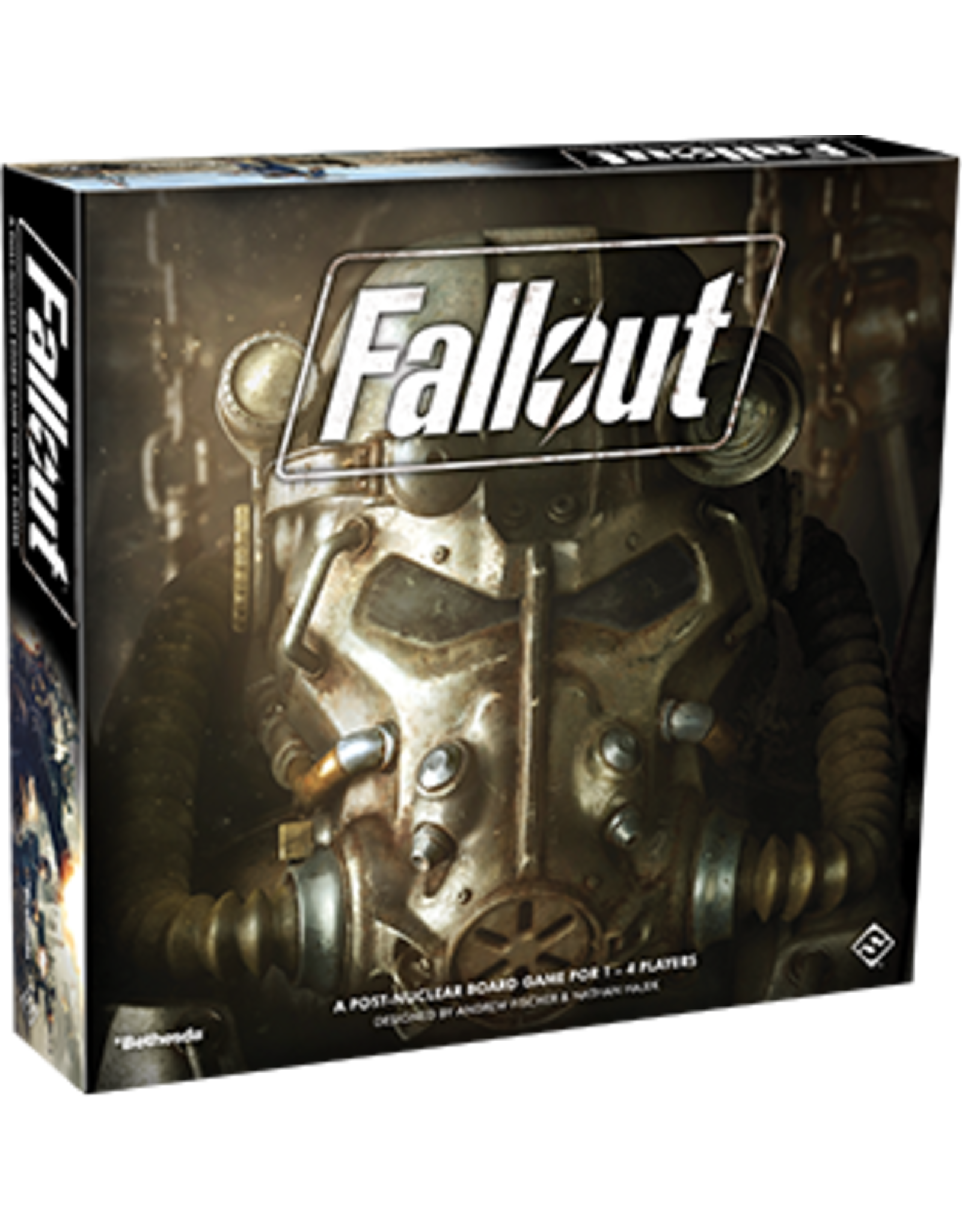Fantasy Flight Games Fallout: The Board Game