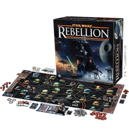 Fantasy Flight Games Star Wars: Rebellion