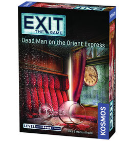 Kosmos Exit: Dead Man on the Orient Express