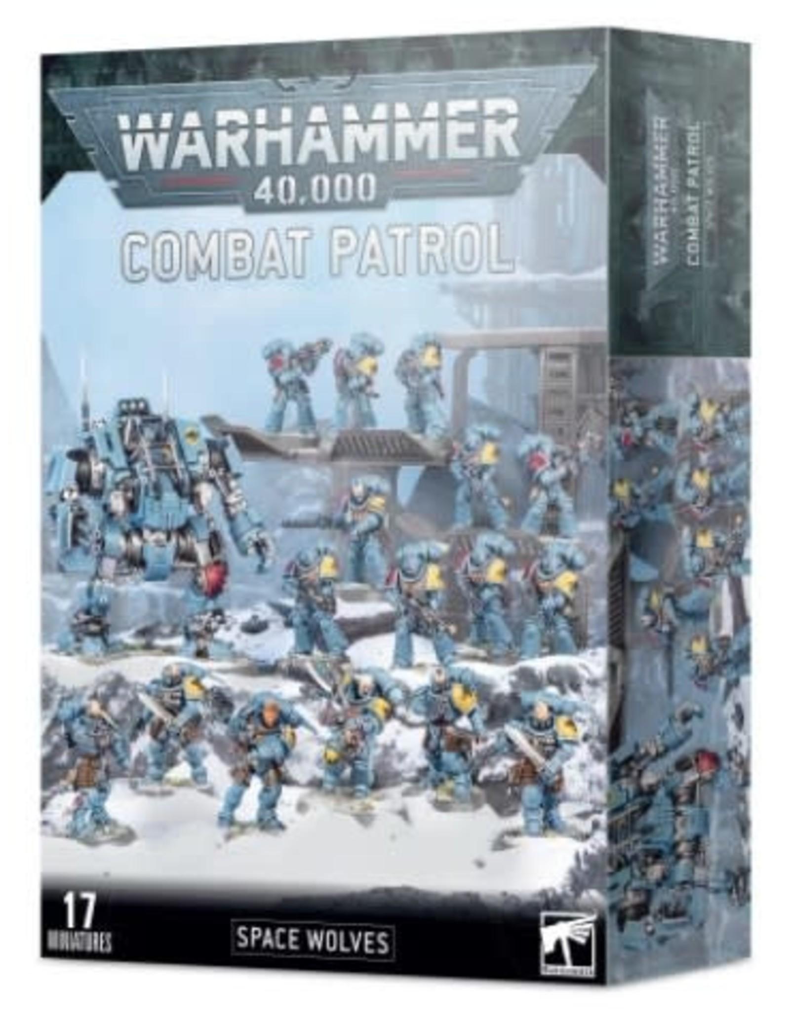 Warhammer 40K WH40K Space Wolves Combat Patrol