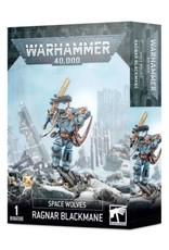 Warhammer 40K WH40K Space Wolves Ragnar Blackmane
