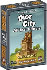 Alderac Entertainment Group Dice City: All that Glitters