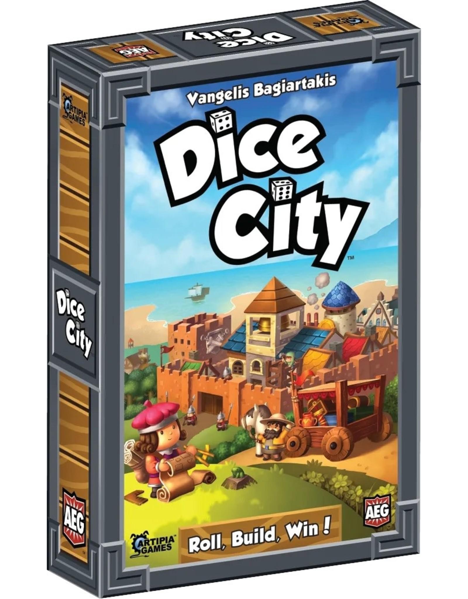 Alderac Entertainment Group Dice City: Core Game